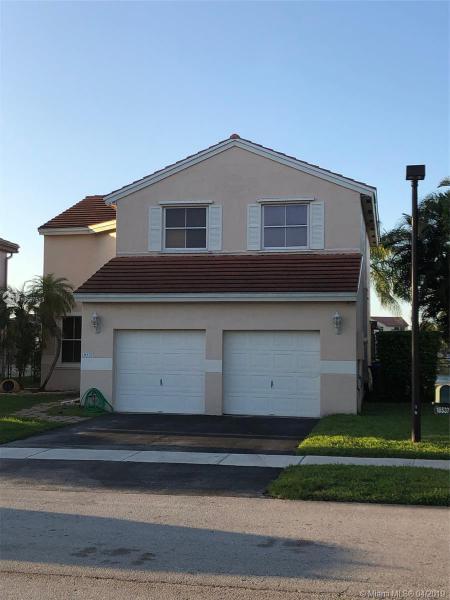 18537 NW 19th St, Pembroke Pines, FL, 33029