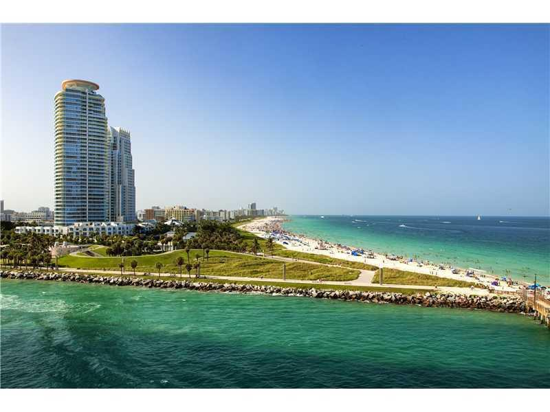 For Sale 100 S Pointe Dr #1005 Miami Beach  FL 33139 - Continuum On South Tower