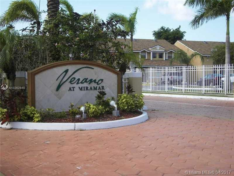 4053 69th Way  Unit 6, Miramar, FL 33023