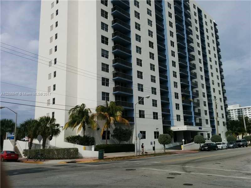 For Sale 401   69Th St #400 Miami Beach  FL 33141 - 401 Blue Condominium