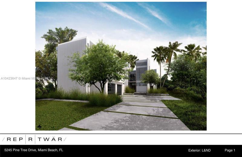 5245 Pine Tree Dr, Miami Beach, FL, 33140