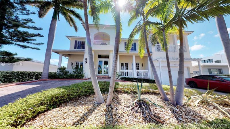 For Sale at  2370   Magnolia Dr North Miami  FL 33181 - Keystone Island No 4 - 5 bedroom 5 bath A10247514_2