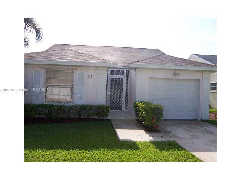 Residential Rental En Rent En Miami-Dade  , Homestead, Usa, US RAH: A10424214