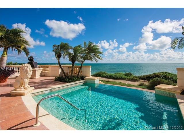 For Sale at  7413   Fisher Island Dr #7413 Fisher Island  FL 33109 - Oceanside Fisher Island - 5 bedroom 5 bath A2194314_3
