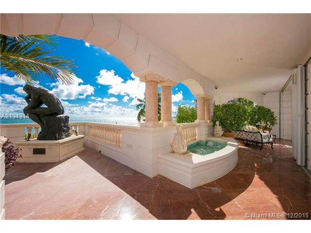 For Sale at  7413   Fisher Island Dr #7413 Fisher Island  FL 33109 - Oceanside Fisher Island - 5 bedroom 5 bath A2194314_9