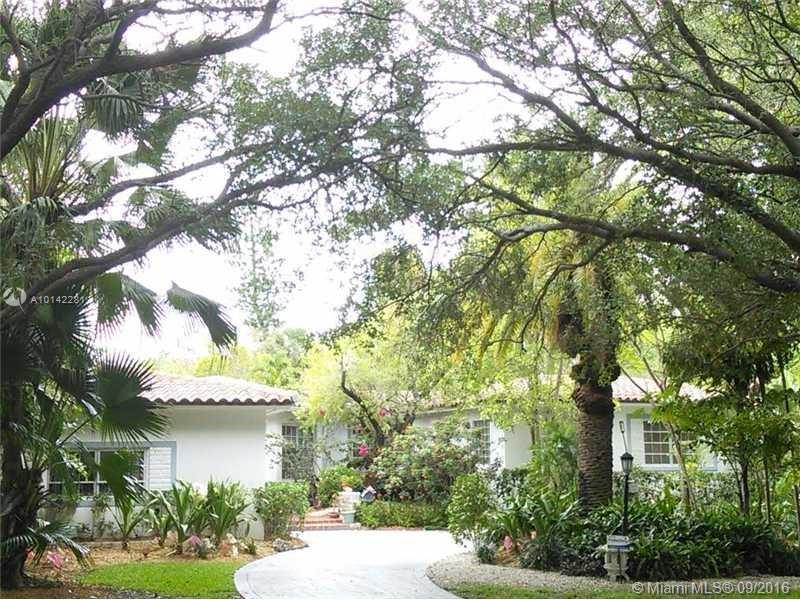 Coral Gables Residential Rent A10142281