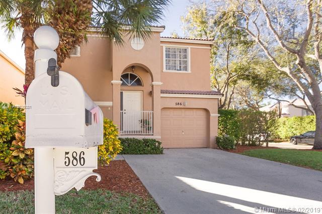 3552  Mahogany Way , Coral Springs, FL 33065-6047