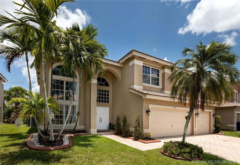 3241 SW 173rd Terrace,  Miramar, FL