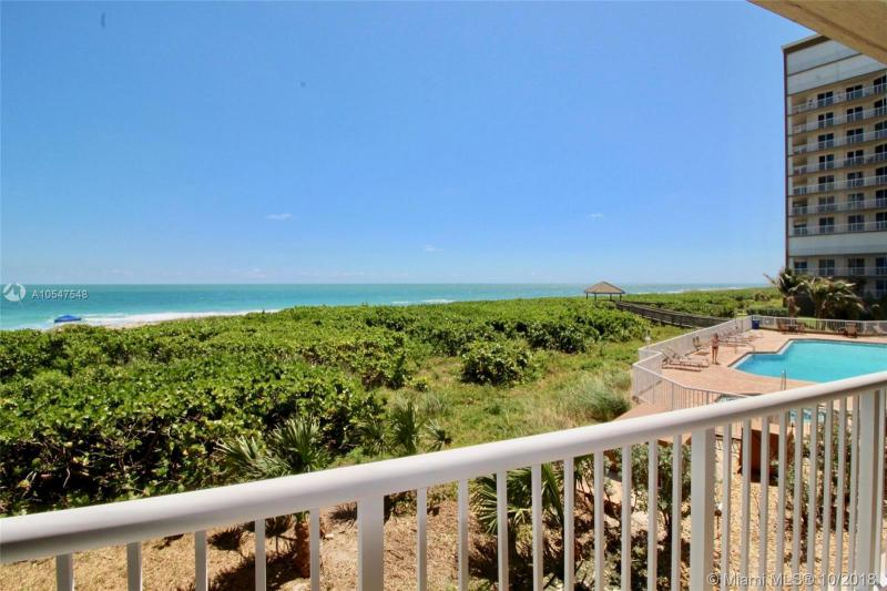 OCEANIQUE OCEANFRONT, A C OCEA HUTCHINSON ISLAND REAL ESTATE