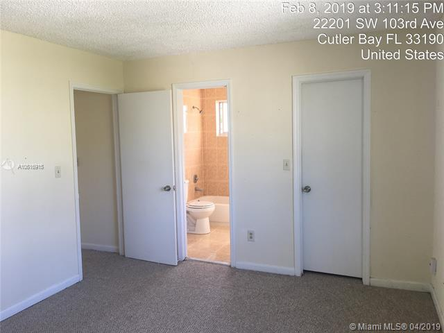 22201 SW 103rd Ave  Cutler Bay, FL 33190-1421 MLS#A10616915 Image 15