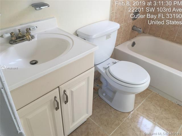 22201 SW 103rd Ave  Cutler Bay, FL 33190-1421 MLS#A10616915 Image 16