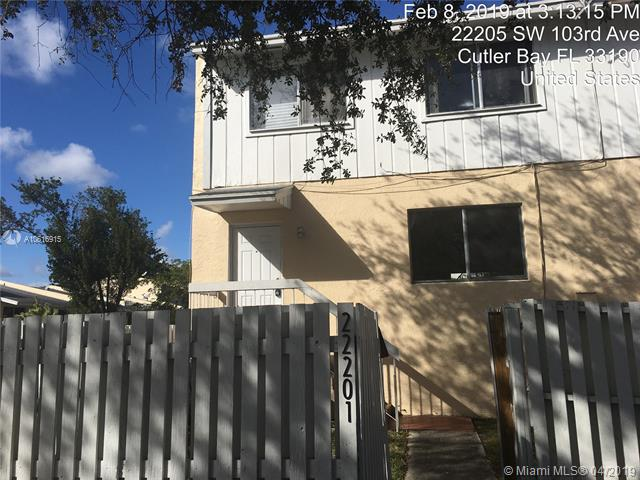 22201 SW 103rd Ave  Cutler Bay, FL 33190-1421 MLS#A10616915 Image 2