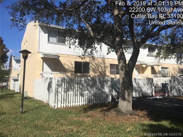 22201 SW 103rd Ave  Cutler Bay, FL 33190-1421 MLS#A10616915 Image 3