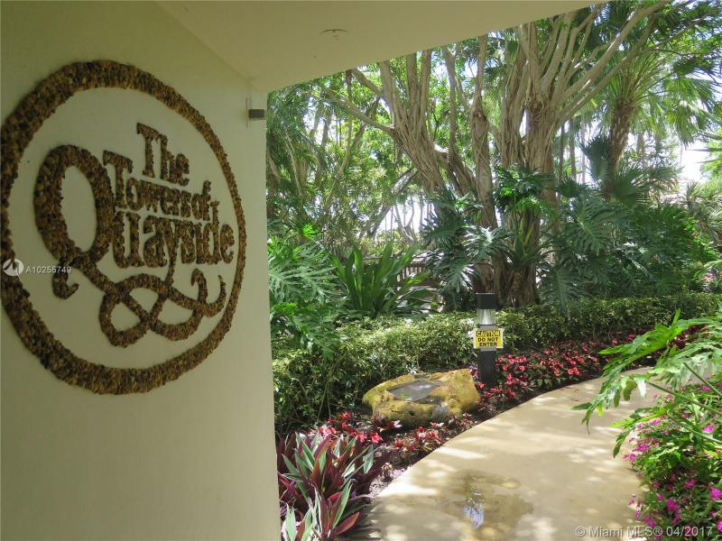 Real Estate For Rent 2000   Towerside Ter #506 Miami Shores  FL 33138 - Towers Of Quayside Condo