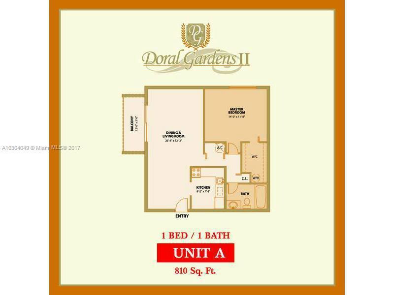 5300 NW 87th Ave  Unit 311, Doral, FL 33178-2102