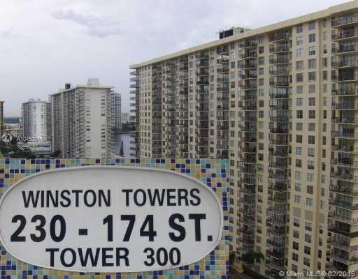 WINSTON TOWERS 300