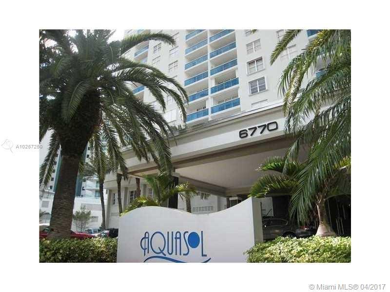 For Sale at  6770   Indian Creek Dr #15L Miami Beach  FL 33141 - Aquasol - 1 bedroom 1 bath A10257250_7