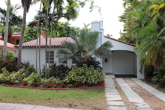 1310  Madrid St, Coral Gables in Miami-Dade County, FL 33134 Home for Sale