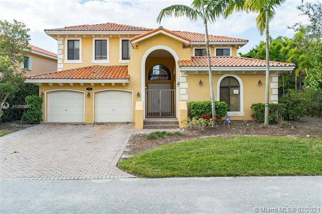 7766 SW 193 Lane , Cutler Bay, FL 33157-