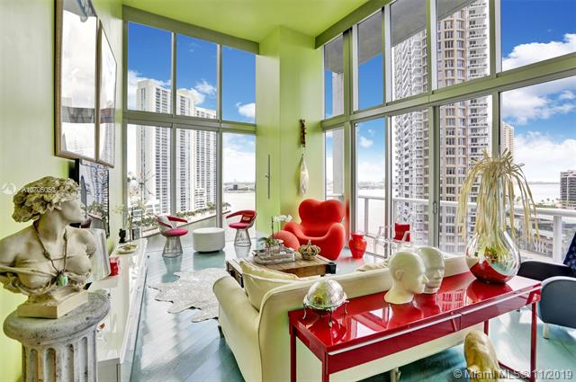 Icon Brickell Apt DOUBLE HEI For Sale in Miami, Florida