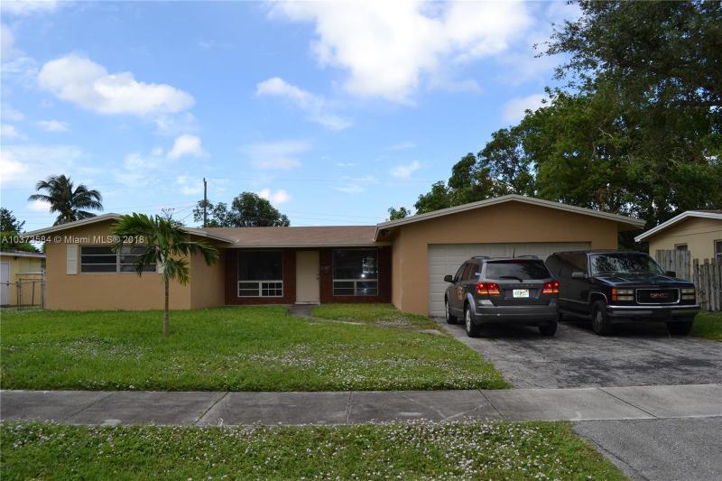 6560 NW 4th Ct , Plantation, FL 33317-2454