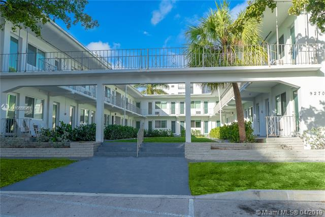 9270 E Bay Harbor Dr  Unit 7, Bay Harbor Islands, FL 33154-2778