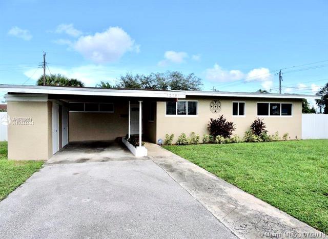 19501 NW 1st Ct, Miami Gardens, FL, 33169