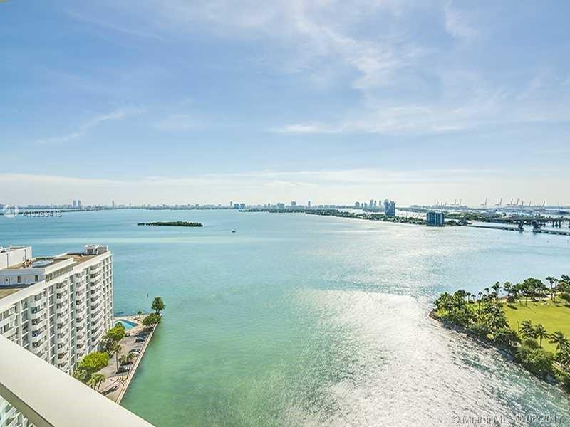 For Sale 2020 N Bayshore Dr #2102  Miami  FL 33137 - Paramount Bay