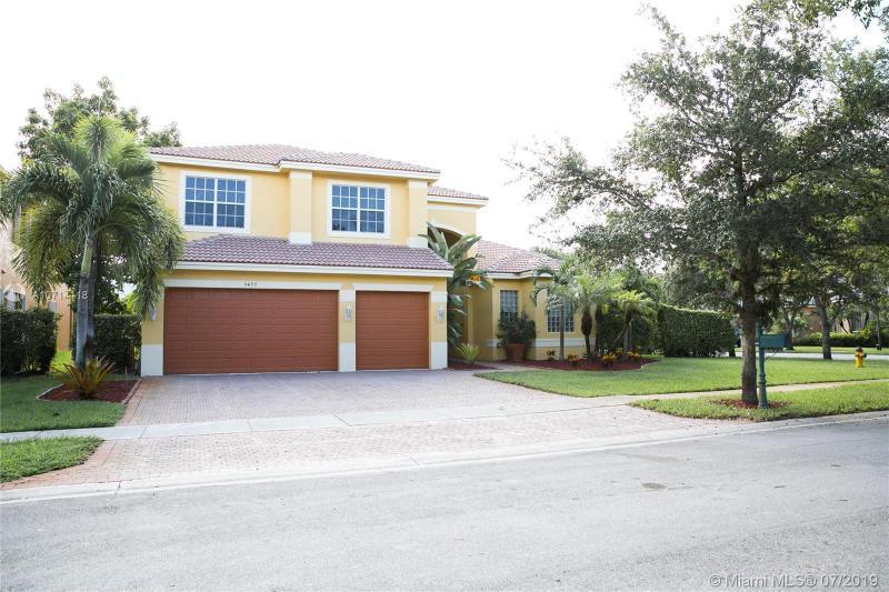 5477 SW 189th Ave,  Miramar, FL