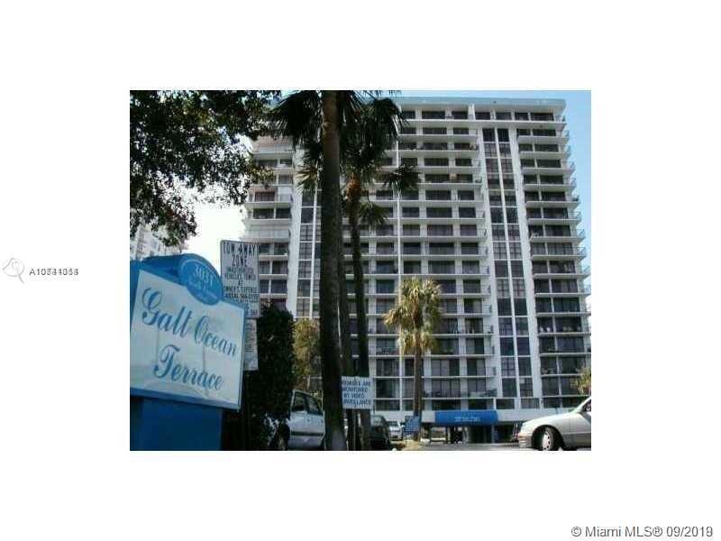 3031 N Ocean Blvd 1403, Fort Lauderdale, FL, 33308