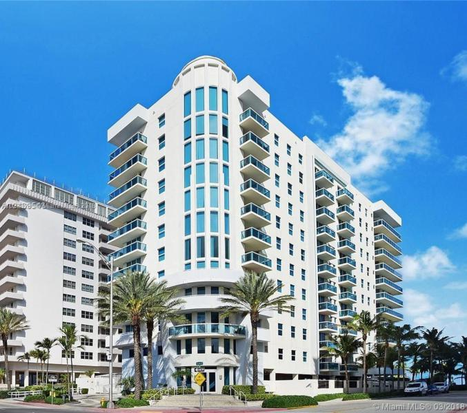 Real Estate For Rent 9201   Collins Ave #726 Surfside FL 33154 - The Waverly At Surfside B