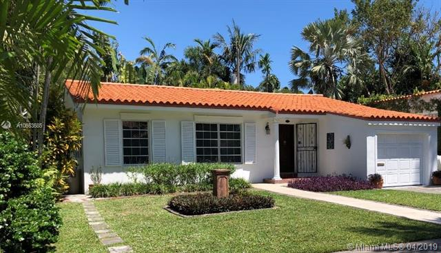 621 S Candia Ave, Coral Gables in Miami-Dade County, FL 33134 Home for Sale