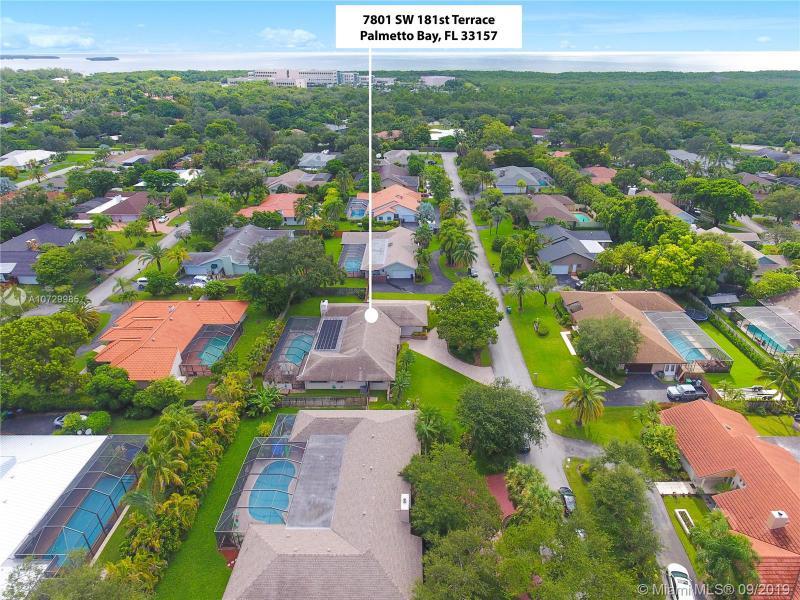 7801 SW 181st Ter, Palmetto Bay, FL, 33157