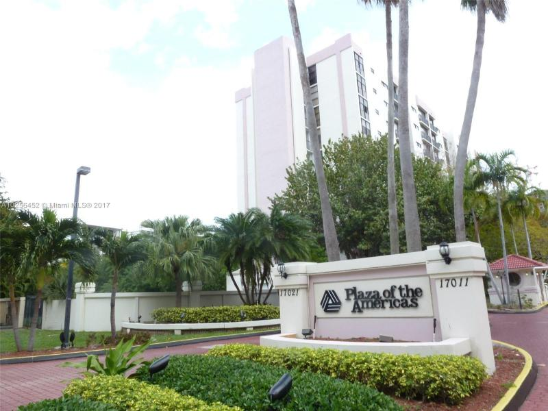 Real Estate For Rent 17021 N Bay Rd #1023 Sunny Isles Beach  FL 33160 - Plaza Of The Americas