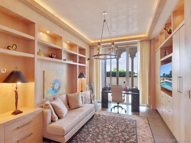 For Sale at  7111   Fisher Island Dr #7111 Fisher Island  FL 33109 - Palazzo Del Mare - 4 bedroom 5 bath A10152519_23