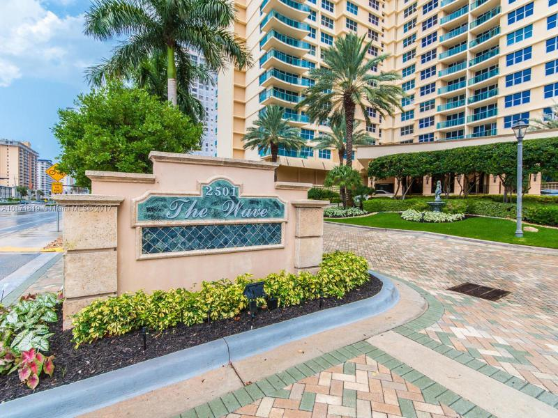 2501 Ocean Dr  Unit 1007, Hollywood, FL 33019