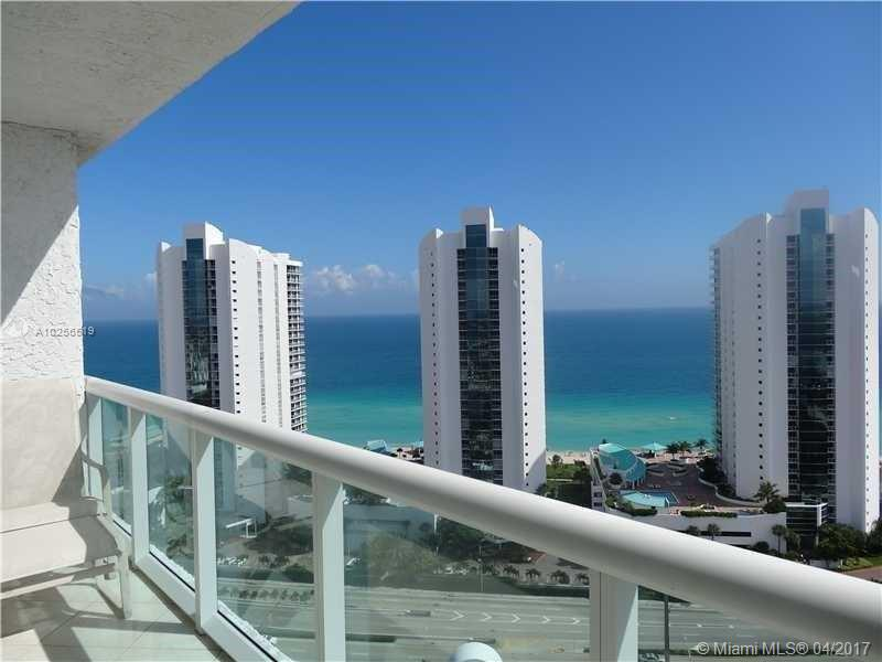 Real Estate For Rent 16400   Collins Ave #2443 Sunny Isles Beach  FL 33160 - Oceania Iv Condo