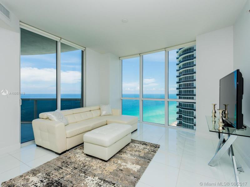 Real Estate For Rent 18201   Collins Ave #4109A Sunny Isles Beach  FL 33160 - Trump Royale Condo