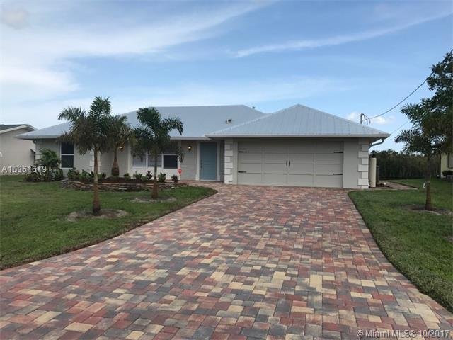 PORT ST LUCIE SECTION 26 REAL ESTATE