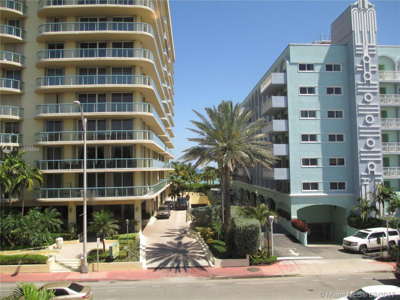 Real Estate For Rent 8816   Collins Ave #203 Surfside FL 33154 - Atlantic Rose Condo