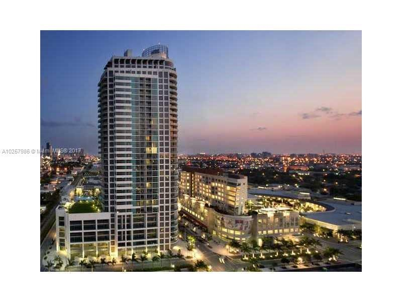 Real Estate For Rent 3301 NE 1 Ave #H1606  Miami  FL 33137 - Four Midtown Miami Condo