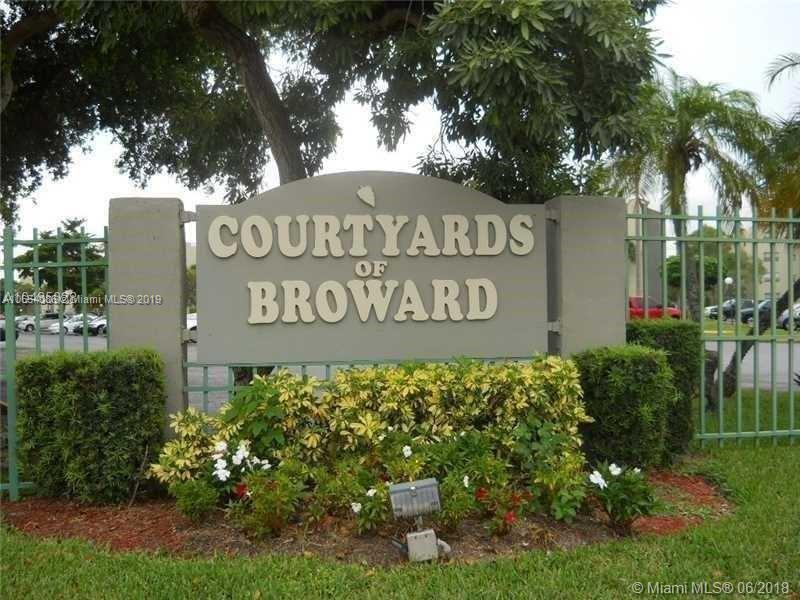 1820 SW 81st Ave  Unit 3205 North Lauderdale, FL 33068- MLS#A10654086 Image 1