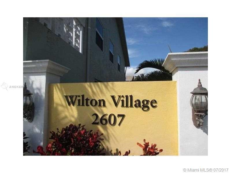 2604 3Rd ave  Unit 228, Wilton Manors, FL 33311