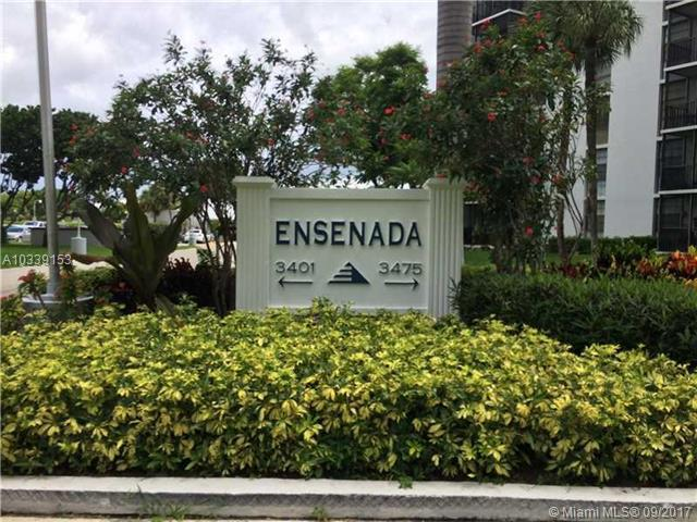 3401 N Country Club DR  Unit 507, Aventura, FL 33180-1726