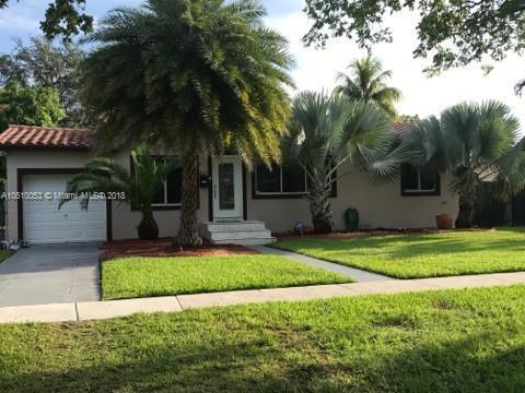 801 Swan Ave, Miami Springs FL 33166-4329