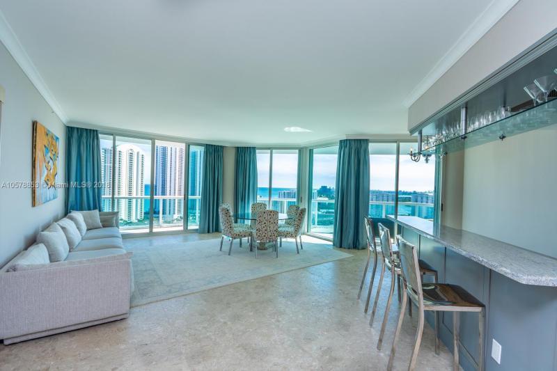 18101  COLLINS AVE  Unit 1603, Sunny Isles Beach, FL 33160-3382