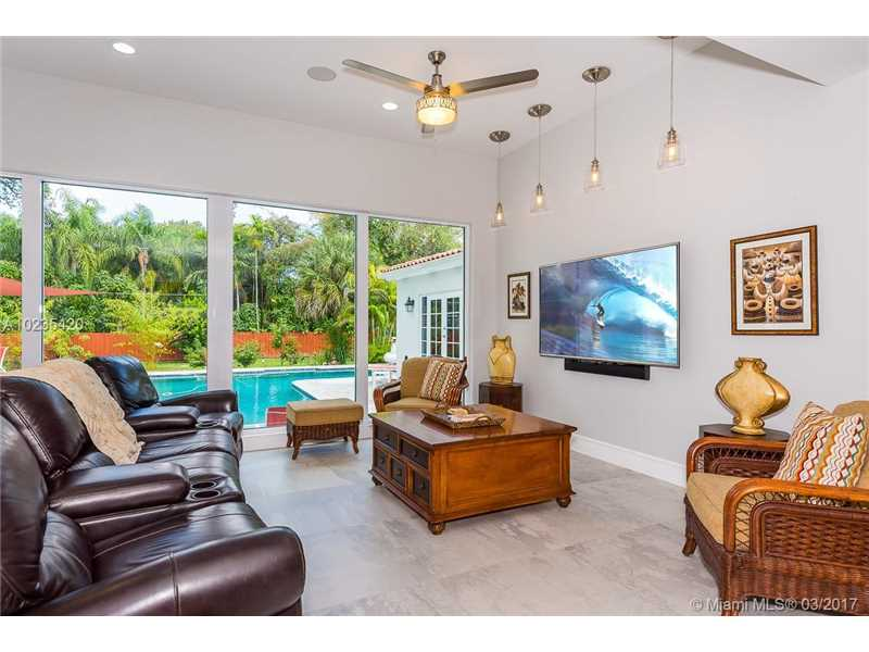 For Sale at  11063   Griffing Blvd Biscayne Park  FL 33161 - Griffing Biscayne Park Es - 4 bedroom 4 bath A10235420_16