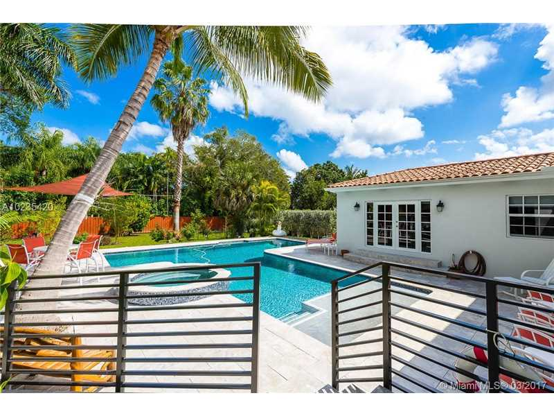 For Sale at  11063   Griffing Blvd Biscayne Park  FL 33161 - Griffing Biscayne Park Es - 4 bedroom 4 bath A10235420_20