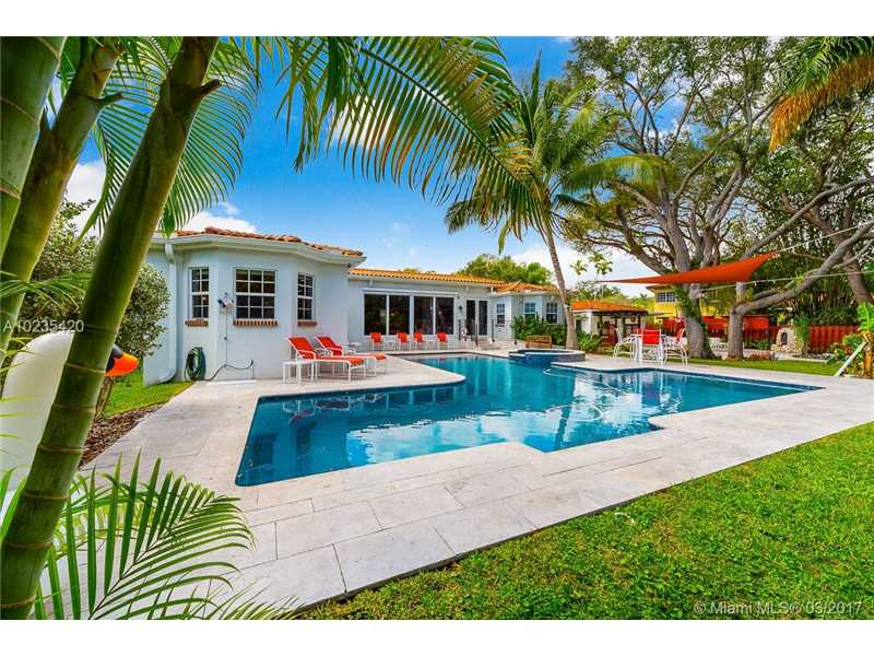 For Sale at  11063   Griffing Blvd Biscayne Park  FL 33161 - Griffing Biscayne Park Es - 4 bedroom 4 bath A10235420_3
