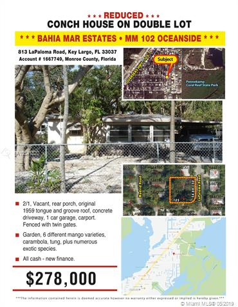 A10541820 Florida Keys Foreclosures